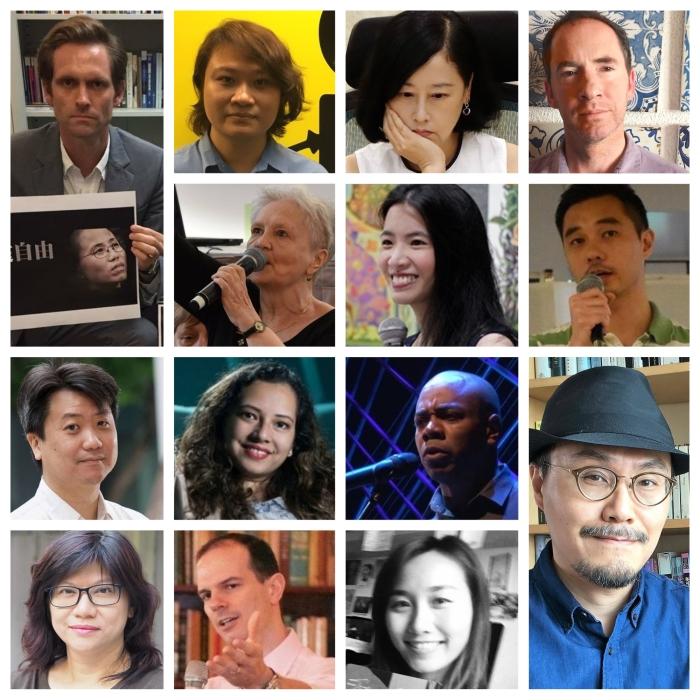 Readers_Liu Xiaobo Elegies