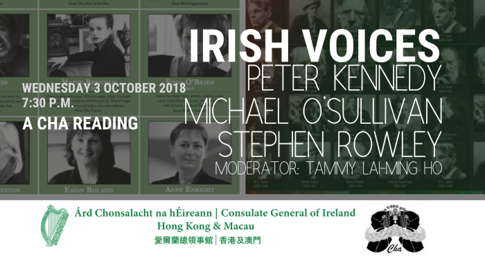 CRS_Irish Voices