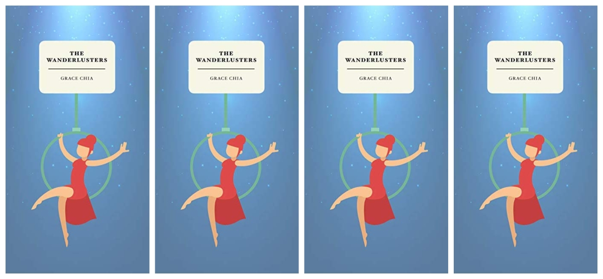 "[Review] ""Behold the Facelessness Behind False-Face"": Flirting with Desire in Grace Chia's The Wanderlusters"