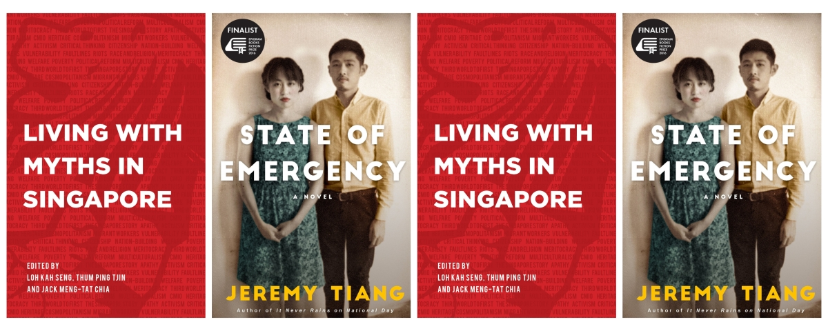 [Review] Multiple Narratives of Truth: Living with Myths in Singapore and State of Emergency