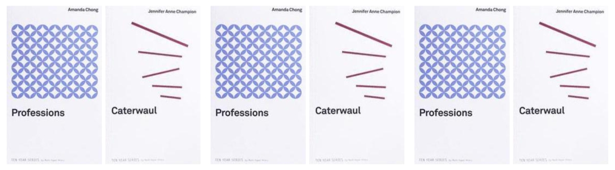 [Review] She Walks like a Free Country: Amanda Chong's Professions and Jennifer Anne Champion's Caterwaul