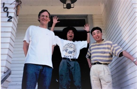 Three poets come to Bumbershoot