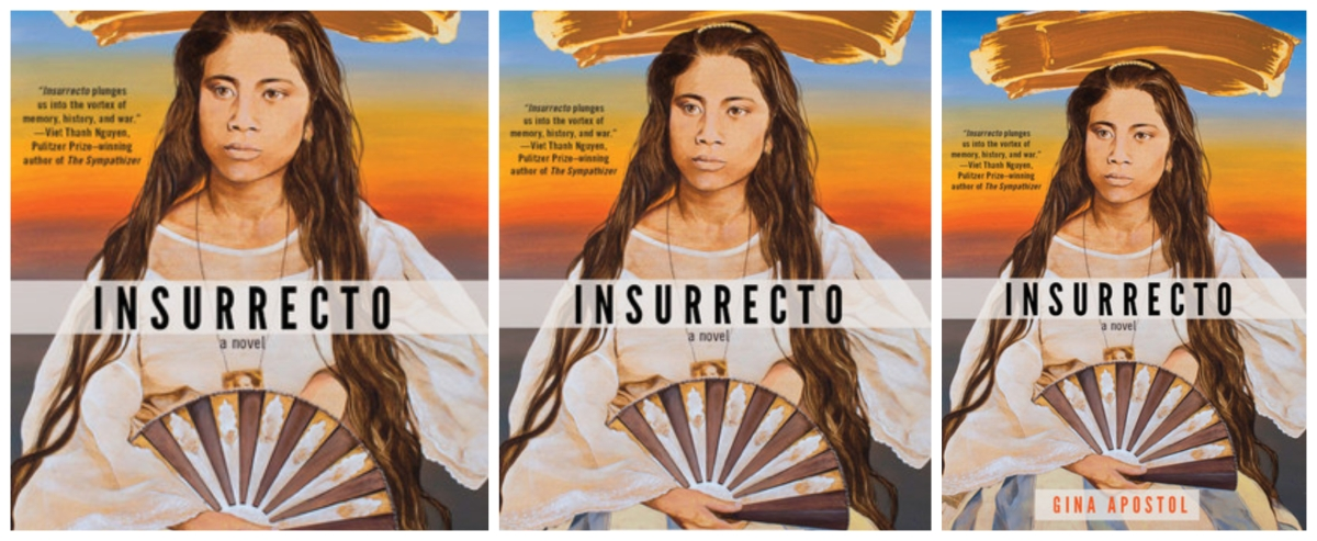 """Review] """"The Frustrating Elegance of Gina Apostol's Insurrecto"""" by"""