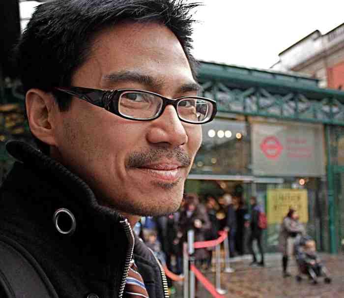 author photo Vincenz Serrano
